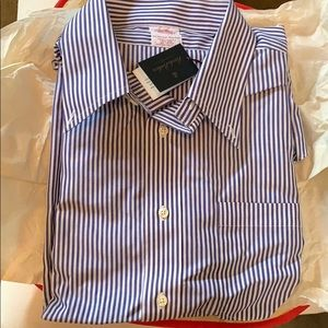 new with tags brooks brothers shirt